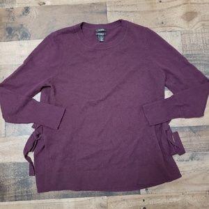 M Cashmere Halogen Sweater